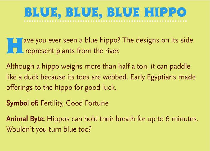 Hippos And Crocodiles Artful Animals
