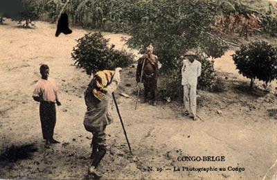Domination Congo Belgium
