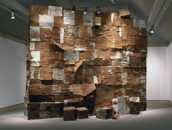 El Anatsui Gawu Artworks