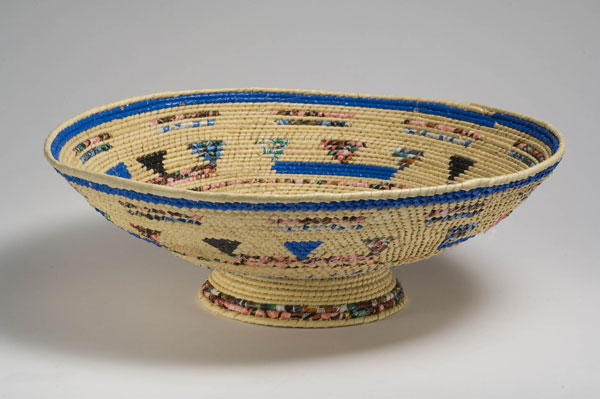 Grass Roots African Origins Of An American Art African Baskets Today National Museum Of