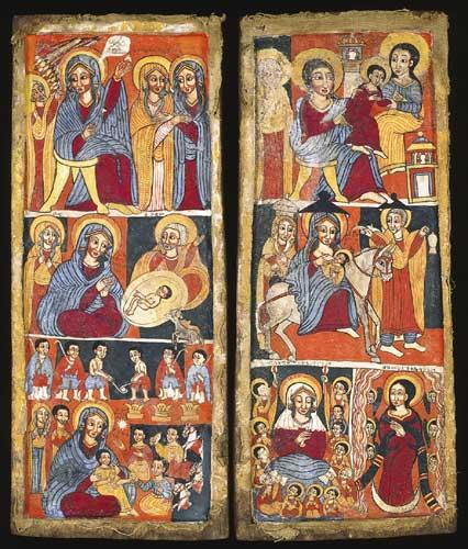 Icon Ethiopian Icons Faith Amp Science