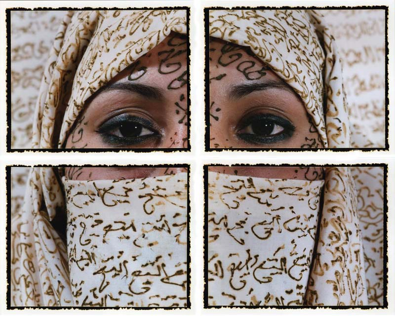 lalla essaydi photography A discussion between touria el glaoui, founder of an african art fair, and lalla essaydi, an artist who uses calligraphy on women in her work.