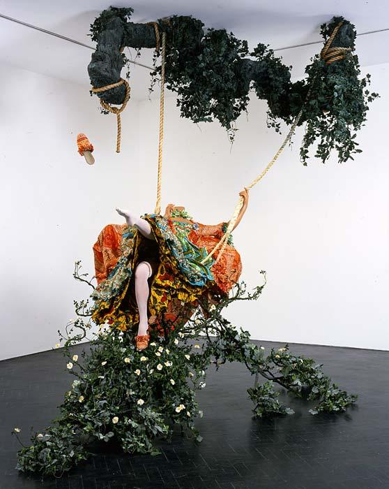 Résultats de recherche d'images pour «yinka shonibare swing»
