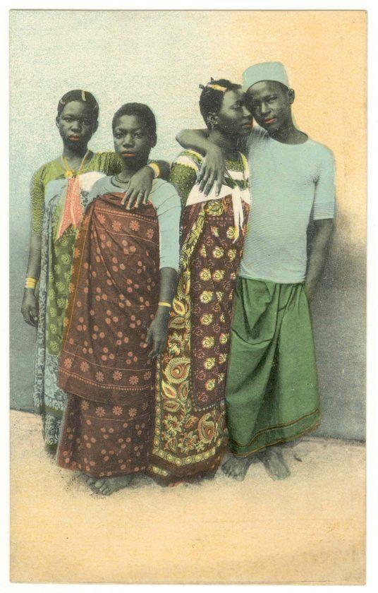Ostafrikanische Schönheit