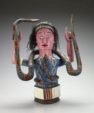 Mami Wata figure
