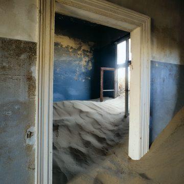 Family Accommodation/Portfolio Kolmanskop