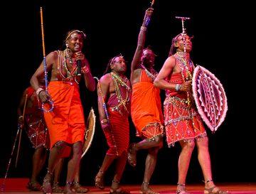 A Celebration of Maasai Culture