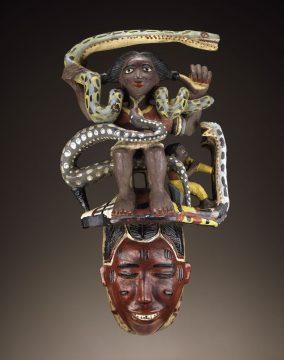 Guro artist, Côte d'Ivoire Mask