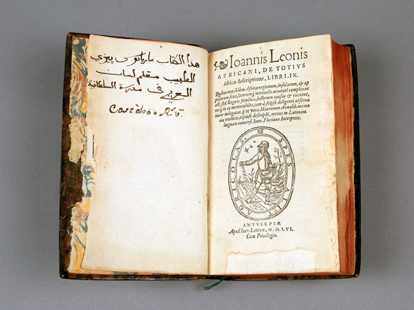 Leo Africanus (Hasan ibn Muhammad al-Wazzan al-Fasi)
