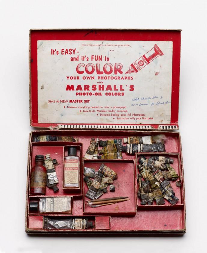 Marshall Photo-Oil Colors paint set