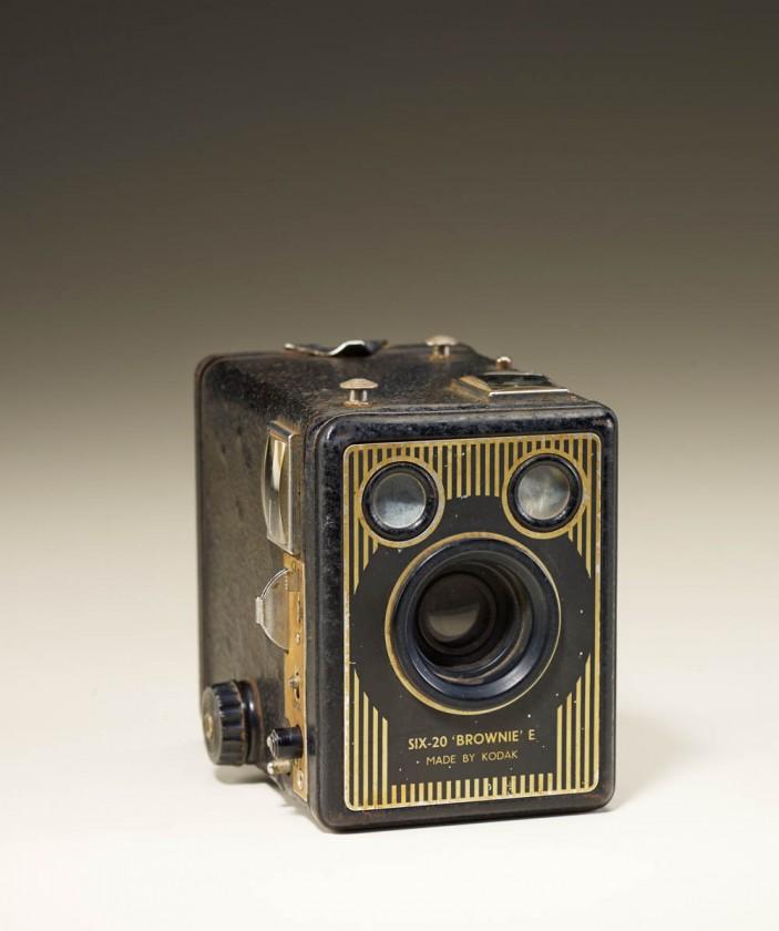 Kodak Brownie, Six-20 camera (Model E)