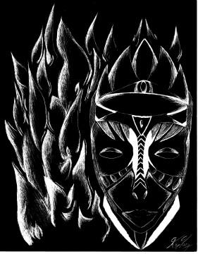 Venz Harriet Jae F Manangan Lulua mask