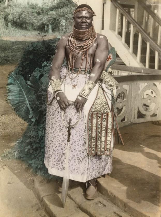 Chief Francis Edo Osagie Benin City, Nigeria