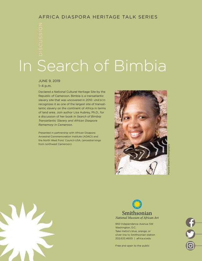 In Search of Bimbi