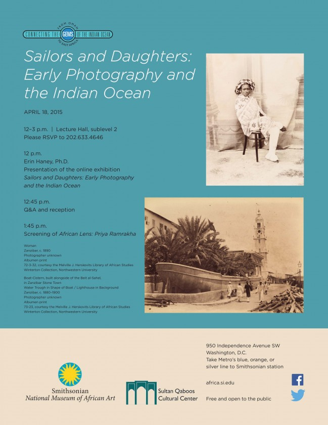 Sailors and Daughters presentation