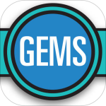 Connecting the Gems mobile app