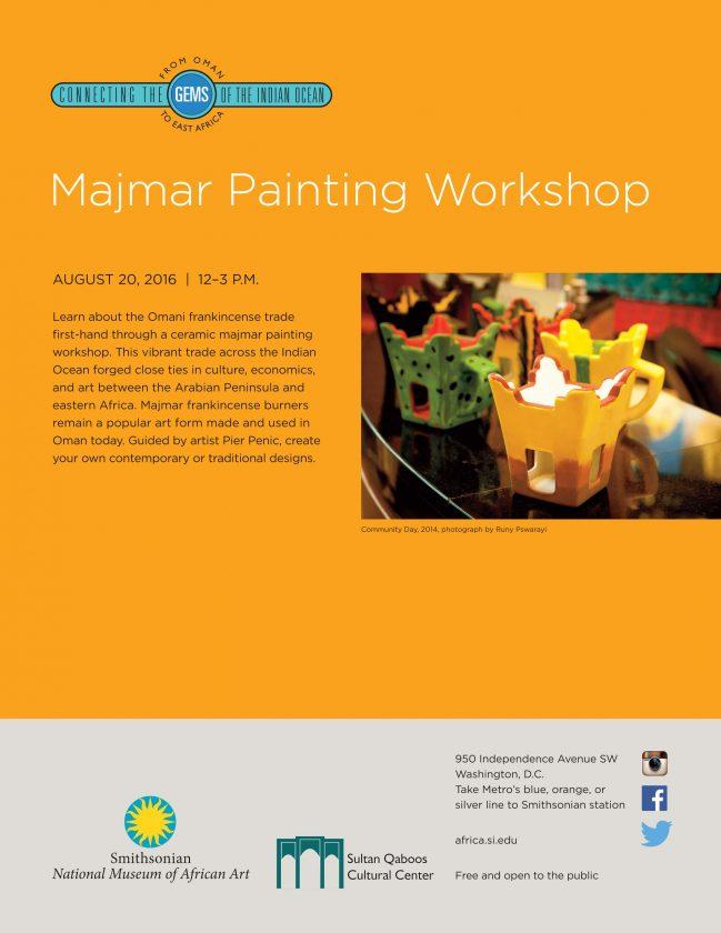 MAJMAR-workshop