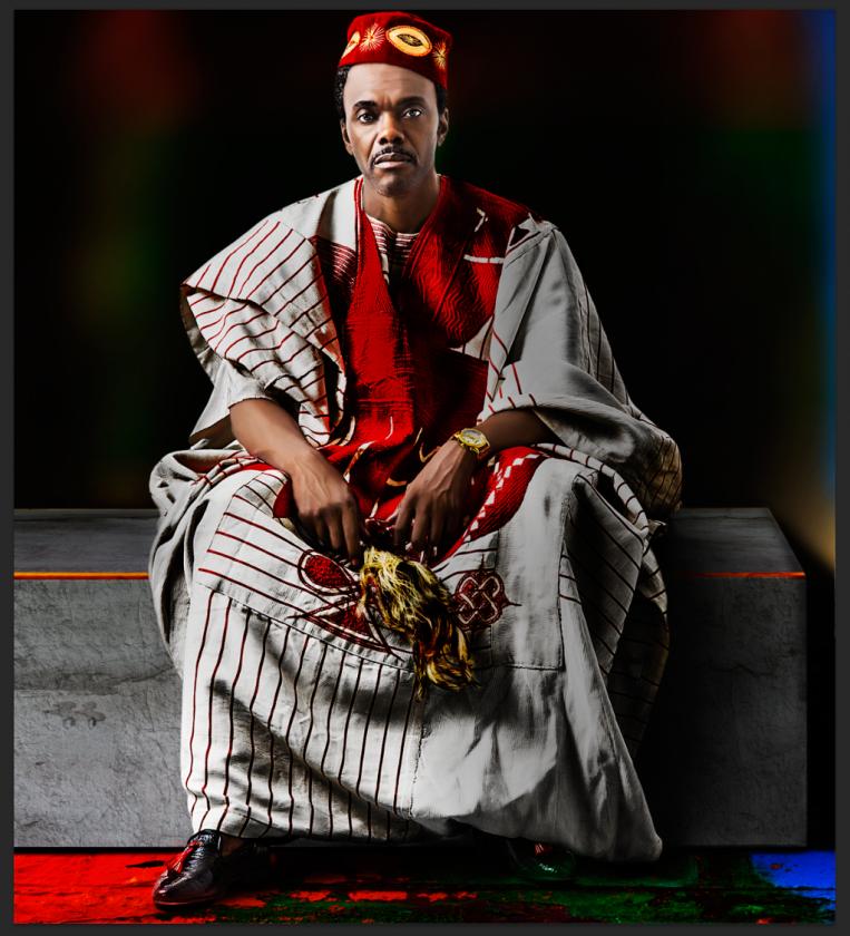IkéUdé: Nollywood Portraits