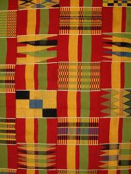 Creating with African Textile