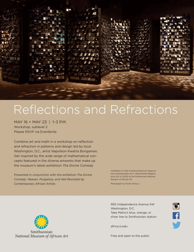 REFLECTIONS-REFRACTIONS