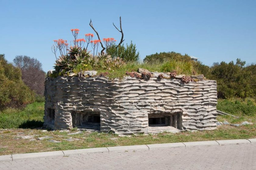 Robben Island Pillbox