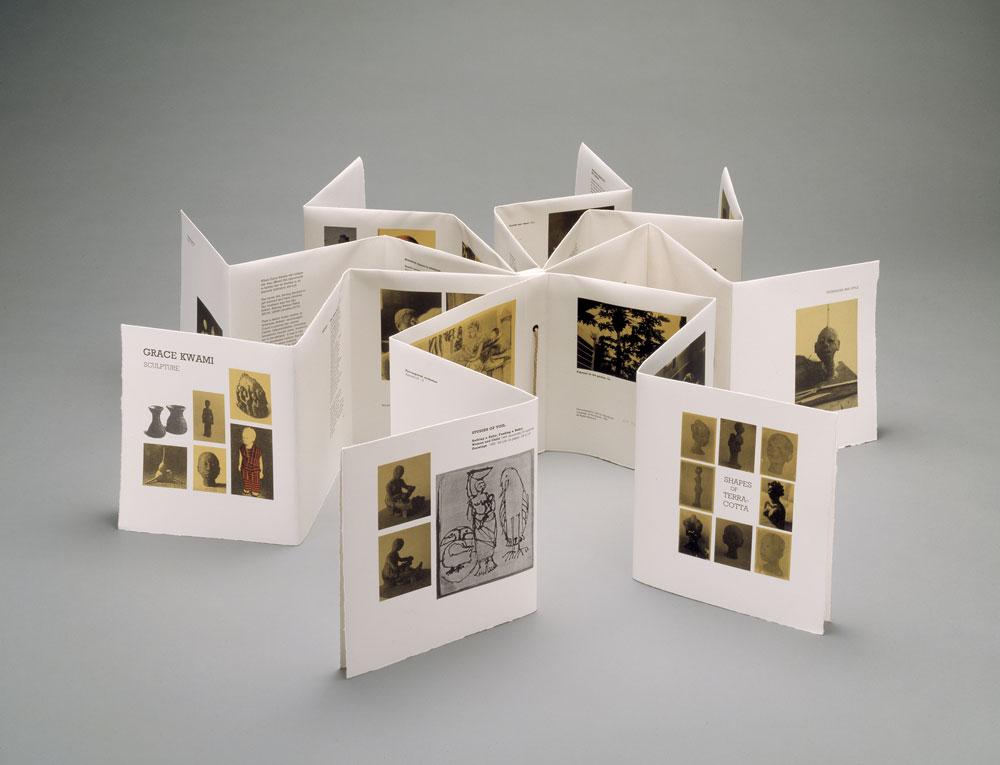 accordion folds