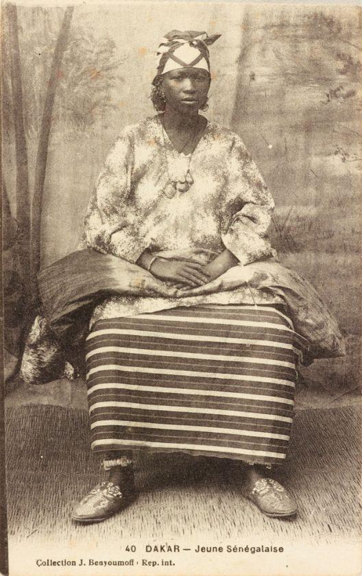 Jeune Sénégalaise