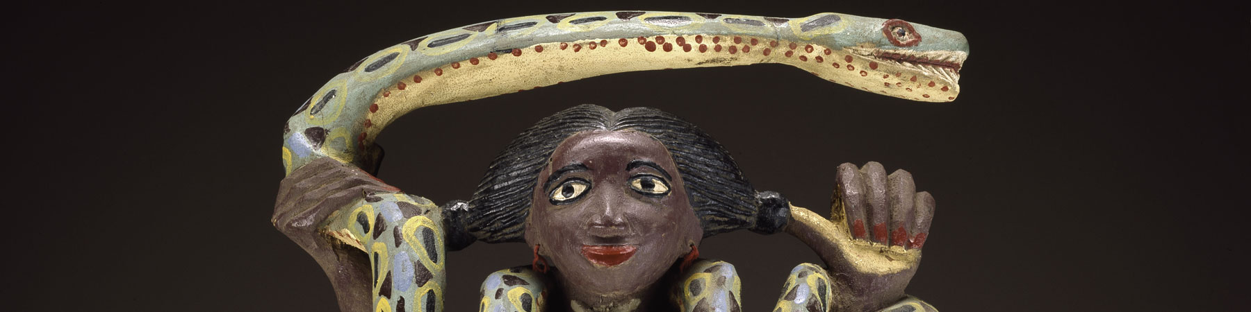 IN THE MUSEUM: Currents: Water in African Art