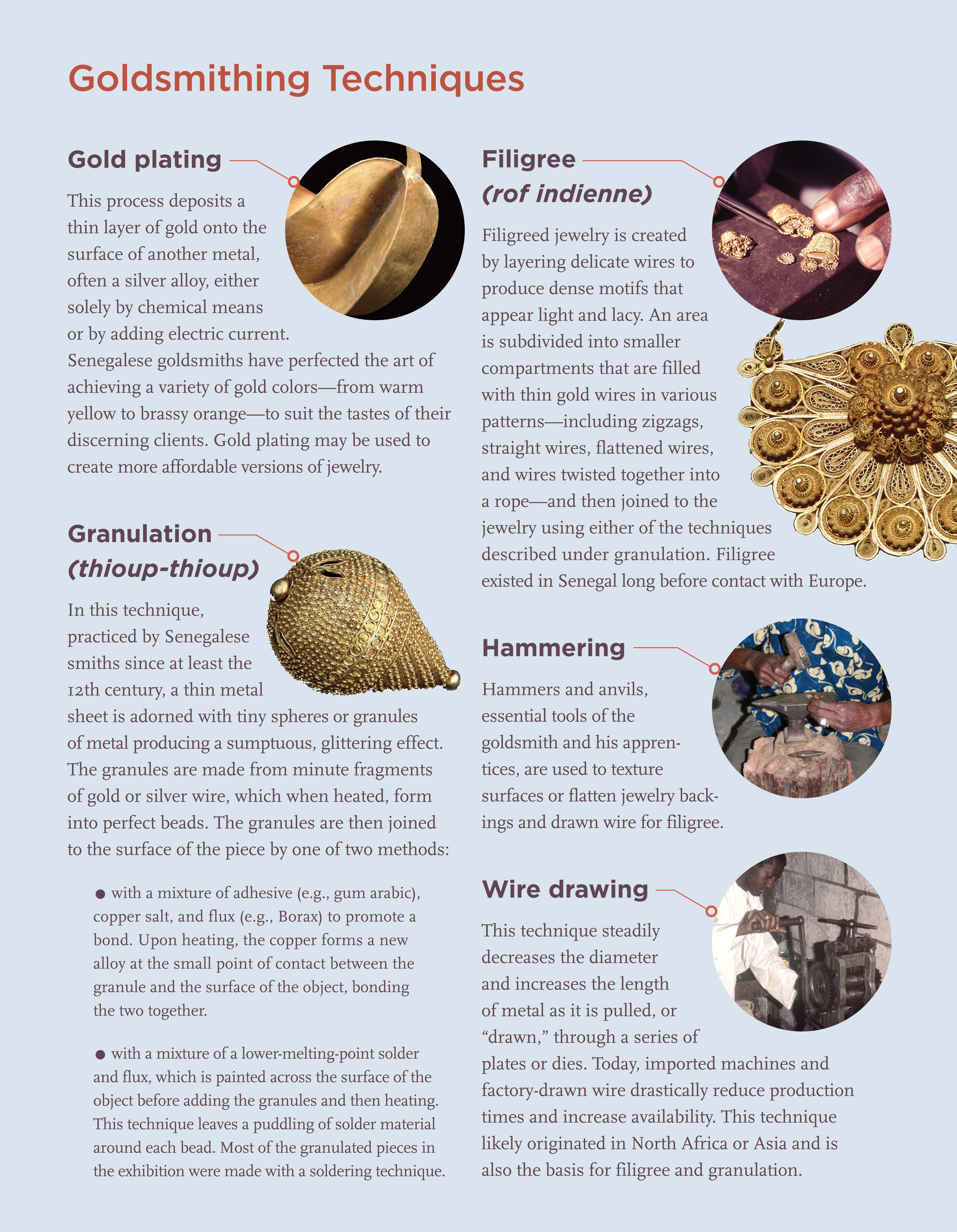 Goldsmithing Techniques