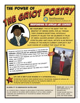 The Griot Poetry