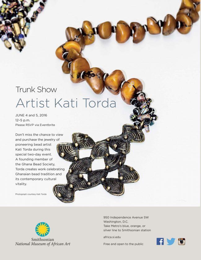 Trunk Show with Artist Kati Torda
