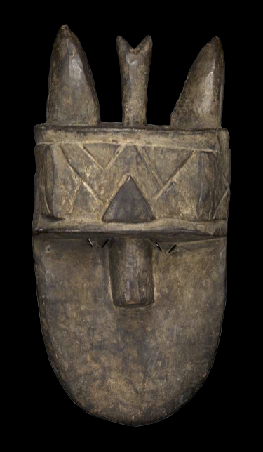 Angbaï (or Nyangbaï) Mask