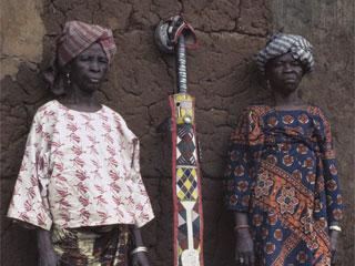 Staff (ọ̀pá Òrìṣà Oko)