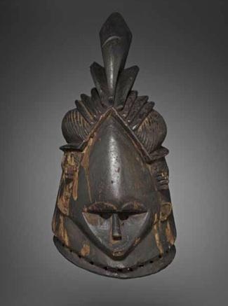 Ndoli Jowei Mask