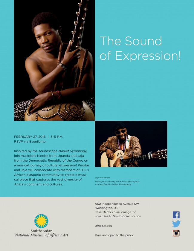 The Sound of Expression!