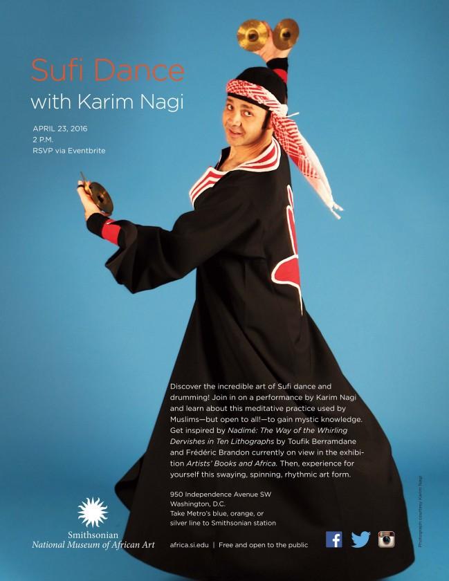 Sufi Dance with Karim Nagi