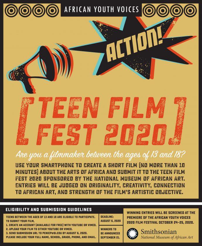 Teen Film Fest 2020