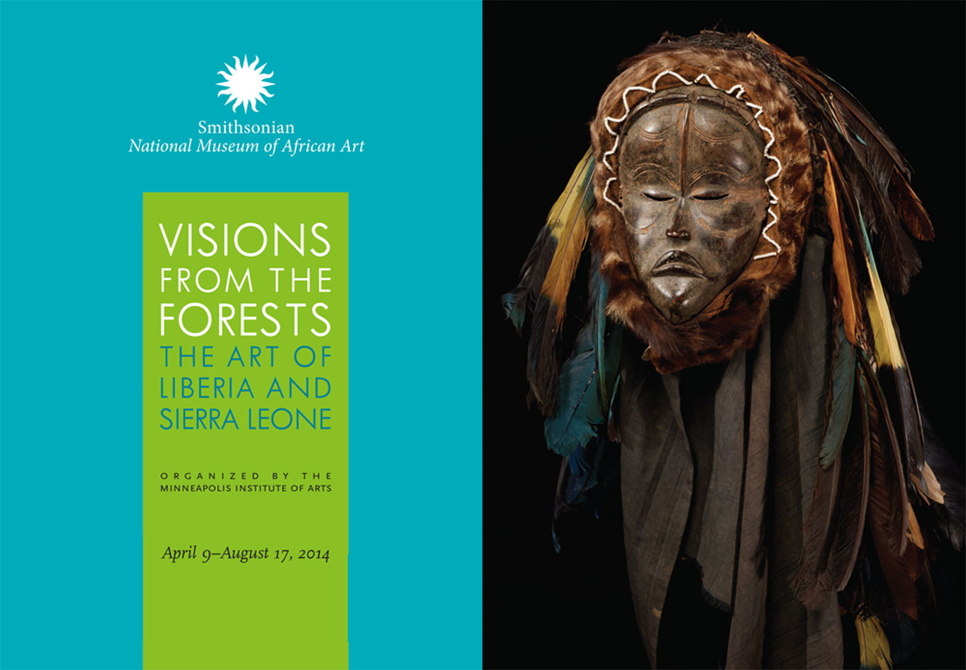 Visions from the Forest The Art of Liberia and Sierra Leone